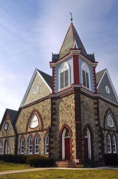 St. Peter's Lutheran Church - Riegelsville, PA - 2012