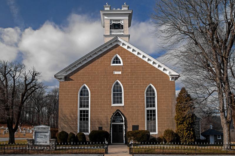 St. Paul's Evangelical Lutheran Church - Lobachsville, PA - 2015