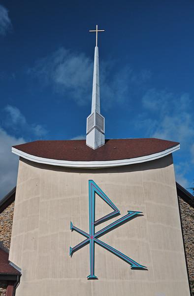 Saint Daniel's Evangelical Lutheran Church - Robesonia, PA - 2011