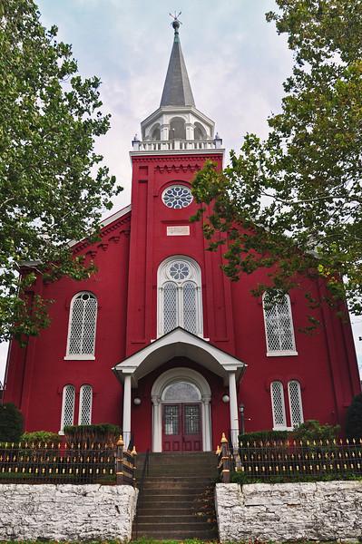 St. Michael's Union Church - Berks County, PA - 2011