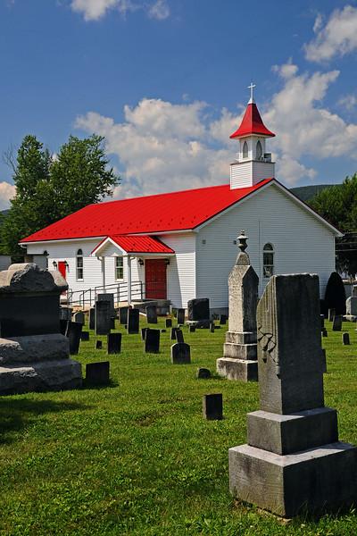 Richfield United Church of Christ - Richfield, PA - 2013