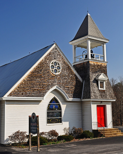 St. Paul's Lutheran Church - Snyder County, PA - 2012