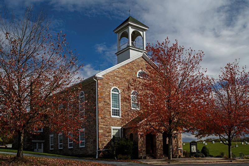 New Bethel Union Church - Berks County, PA  - 2014