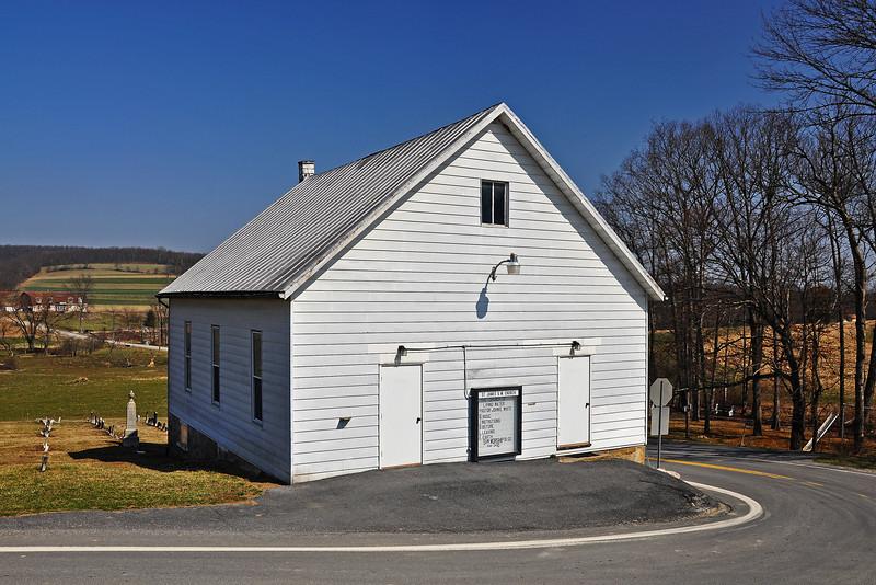 St. James United Methodist Church - Juniata County, PA - 2012