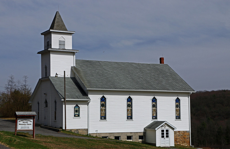 Susquehanna Valley Mennonite Chruch - Juniata County, PA - 2014