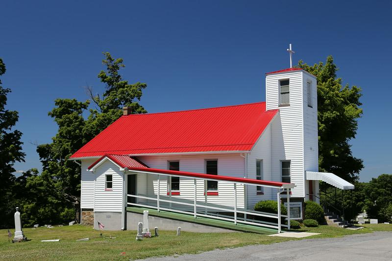 Pleasant Hill United Methodist Church - Glasgow, PA - 2014