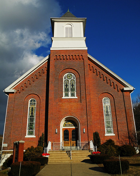 St. Paul's UCC Indianland - Lehigh County, PA - 2012