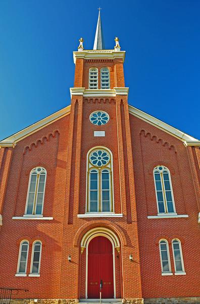 Huff's Union Church - Berks County, PA - 2011