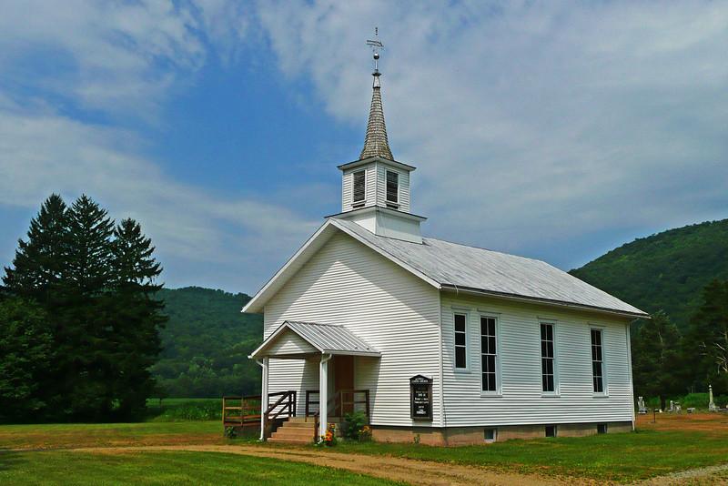 Hillsgrove Union Church - Hillsgrove, PA - 2010