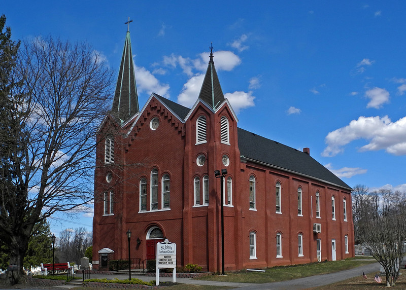 St. John's Lutheran Church - Northampton County, PA - 2013