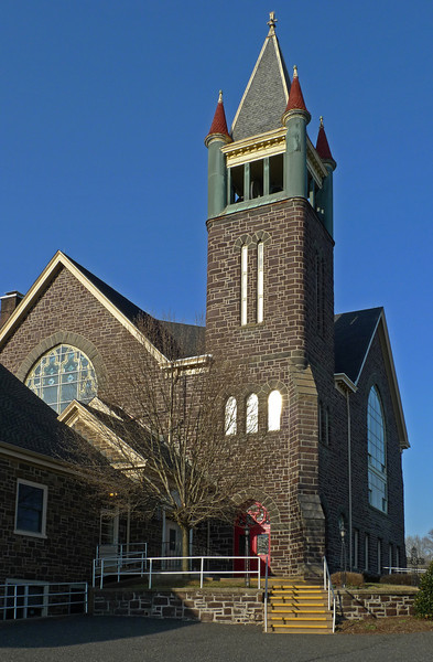 St. Paul's Evangelical Lutheran Church - Red Hill, PA - 2012