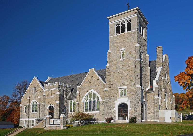 Mt. Zion Lutheran Church - Berks County, PA - 2012