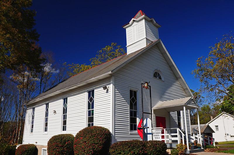 United Methodist Church - Neola, PA - 2009