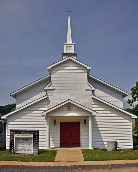 Templeton Wesleyan Methodist Church - Templeton, PA - 2013