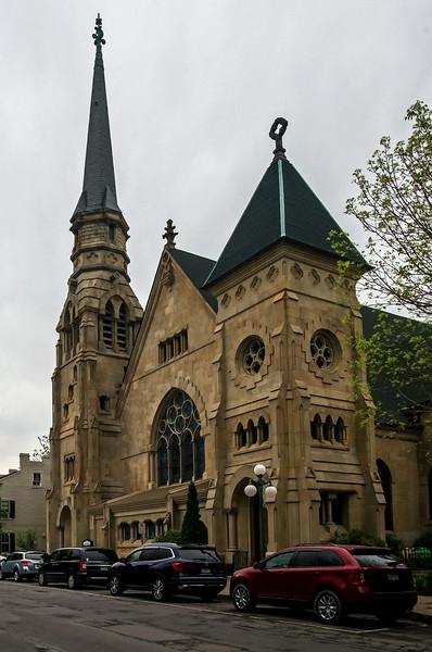 Beaver Memorial United Methodist Church - Lewisburg, PA - 2017