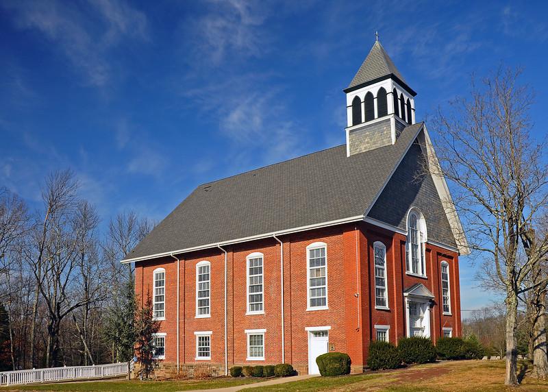 Tinicum United Church of Christ - Bucks County, PA - 2012