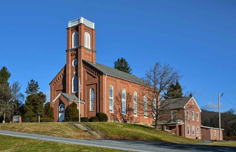Schwarzwald United Church of Christ - Jacksonwald, PA - 2018