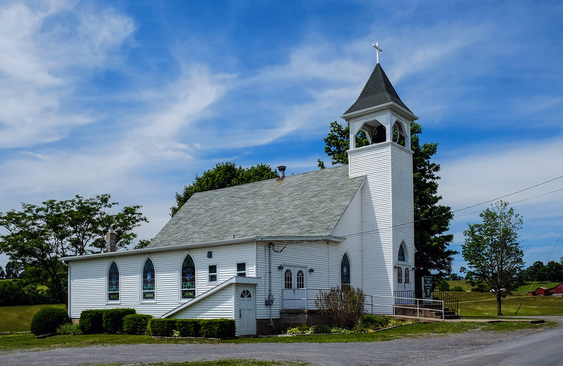 St. Paul's United Church of Christ - Snyder County, PA - 2019