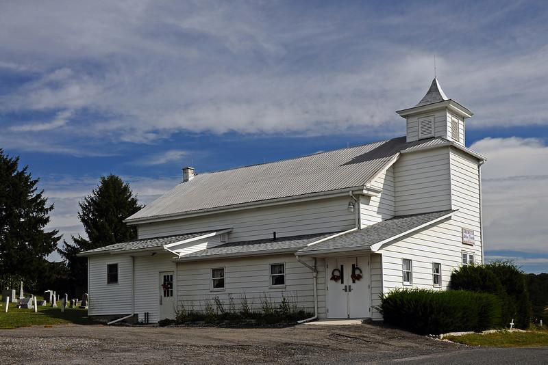 Ebenezer Bible Church - Snyder County, PA - 2013
