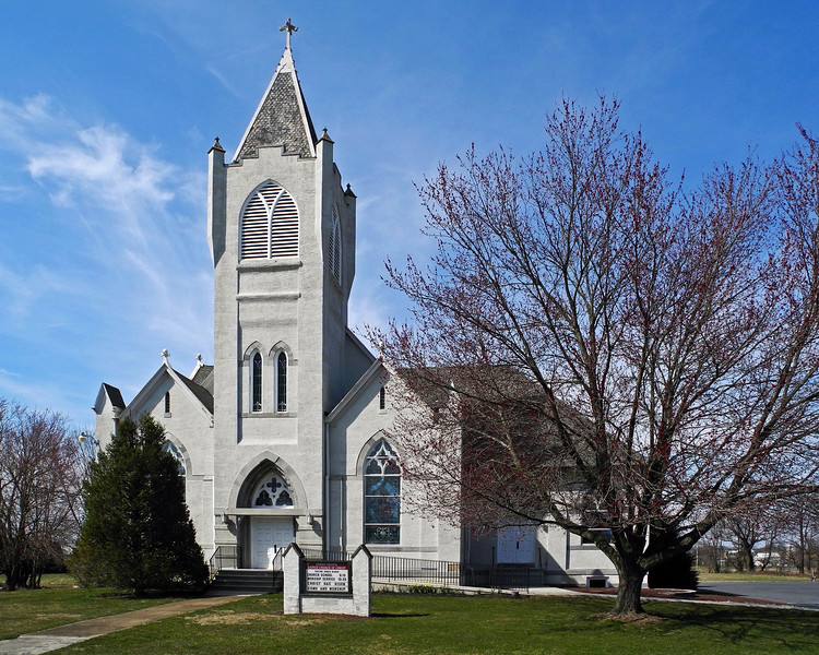 Christ DeLong United Church of Christ - Bowers, PA - 2013