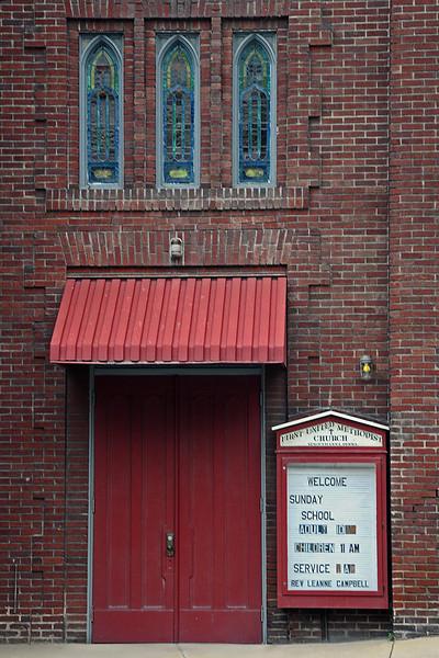 First United Methodist Church - Susquehanna, PA - 2013