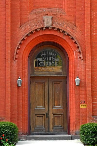 The First Presbyterian Church - Jim Thorpe, PA - 2013