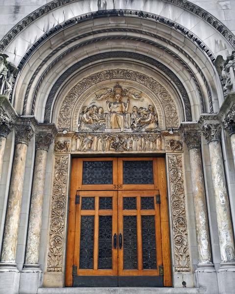 St. Bartholomew's Episcopal Church - Park Avenue, Manhattan - 2012
