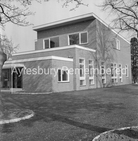 Church of Christ, Mandeville Road, Apr 1963