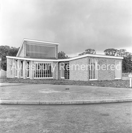 Church of the Holy Spirit, June 26 1968