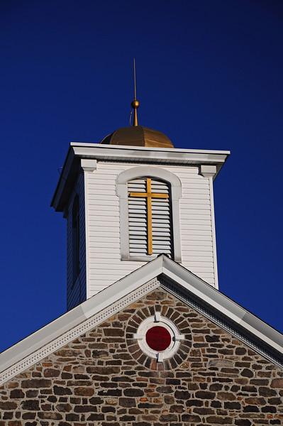 Allemangel Union Church - Berks County, PA - 2013