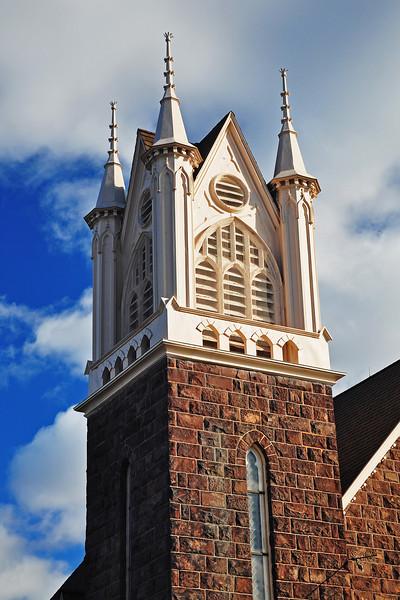 Evangelical Lutheran Friedens Church - Bernville, PA - 2011
