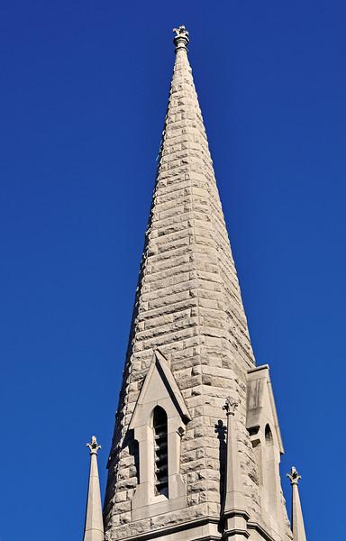 Middle Collegiate Church - 2nd. Avenue - East Village - 2012