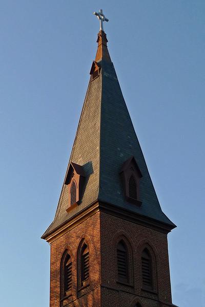 Zion Episcopal Church - Charles Town, WV - 2011