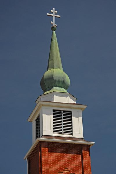 Holy Trinity Byzantine Catholic Church - Sykesville, PA - 2013