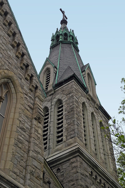 St. John the Evangelist Roman Catholic Church - Lambertville, NJ - 2014