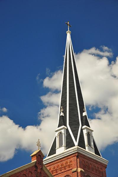 St. John's Luthern Church - Martinsburg, WV - 2011