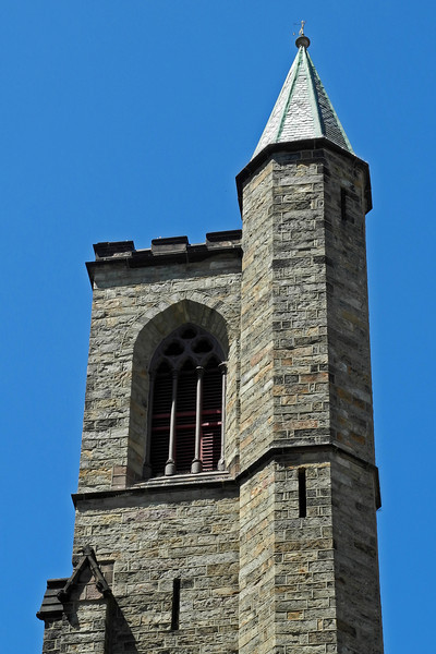 St. Mark's and St. John's Episcopal Church - Jim Thorpe, PA - 2013