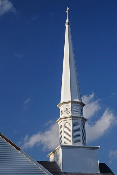 St. Martin of Tours Roman Catholic Church - Jackson, PA - 2013