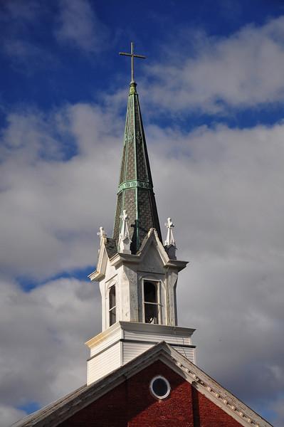 Altalaha Lutheran Church - Rehersburg, PA - 2011