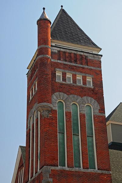 United Methodist Church - Carthage, NY - 2012