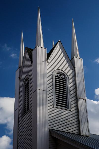 Gibson United Methodist Church - Gibson, PA - 2014