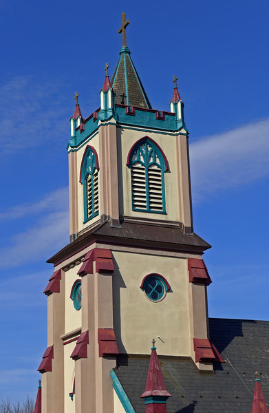 St. Bernard's Church - Easton, PA - 2013