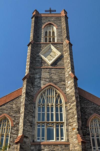 St. Teresa Catholic Church - Henry Street - Manhattan - 2015