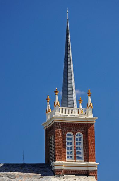 Huff's Union Cnurch - Huff's Church, PA - 2013