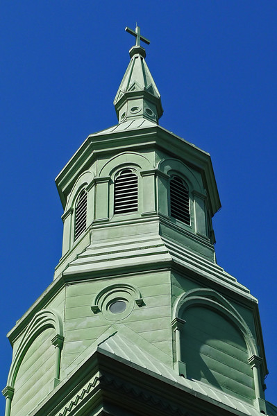 Transfiguration Catholic Church - Chinatown - NYC - 2010