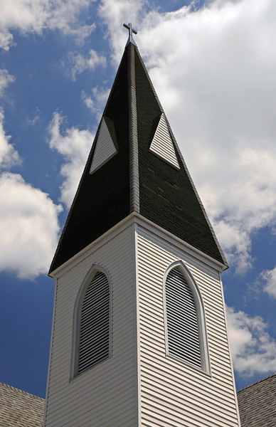 First Christian Church - Big Run, PA - 2013