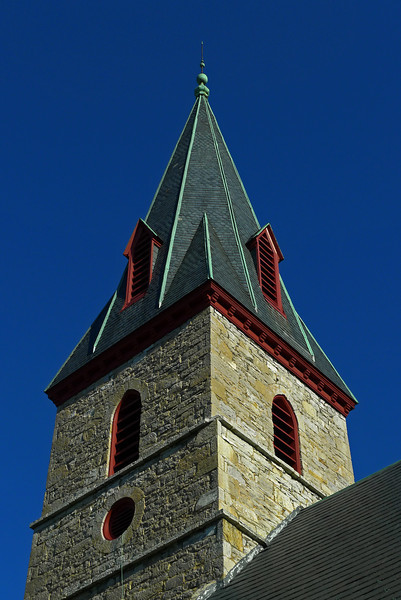 Trinity Episcopal Church - Shepherdstown, WV - 2011