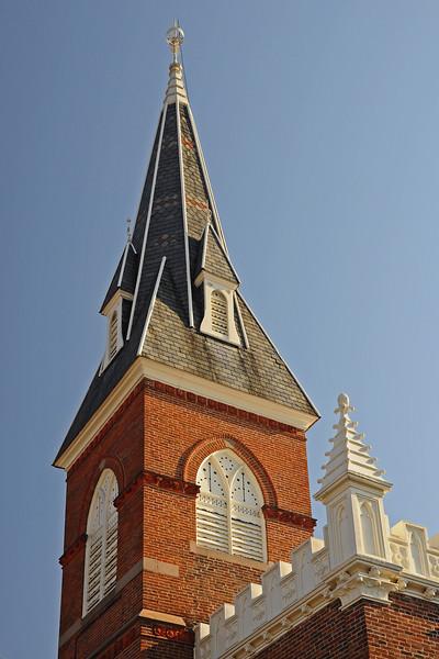 First Presbyterian Church - Winchester, VA - 2012