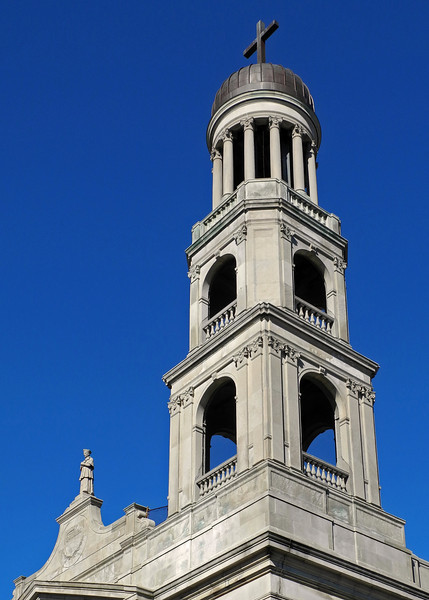 Our Lady of Pompeii Church - Carmine and Bleecker Sts. - Greenwich Village - 2013