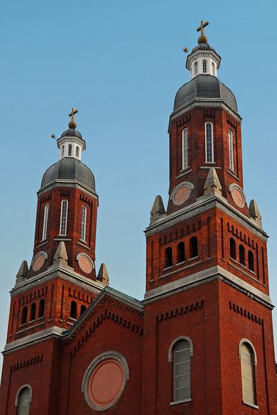 The Franciscan Church of the Assumption - Syracuse, NY - 2013